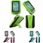 Leather Pouch Cover Kick-Stand Case For LeapFrog LeapPad Ultra XDI