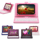 "iRulu 7"" Google Android 4.4 Capacitive Pink Tablet PC 8GB Quad Core w/ Keyboard"