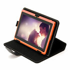 "8GB iRulu 7"" Google Android 4.1 Capacitive Tablet Dual Camera Bundle Stand Case"