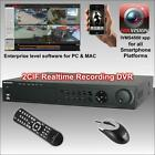 24ch 2CIF Realtime Hikvision DVR iphone, Android PC & MAC viewing CCTV System