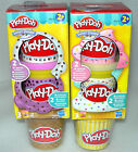 Play-Doh Sweet Shoppe Specialty Playdoh - 3 x 85g Tubs - NIP