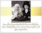 Personalized Dress Up WEDDING Shower INVITATIONS  Postcards Flat Cards Env