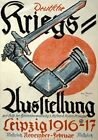 WA51 Vintage WWI German Red Cross Fund Raising War Poster Print WW1 A1/A2/A3/A4
