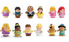 Fisher Price Little People Disney Princess Twin Figure Pack - New