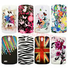 New Painted Colorful Hard Plastic Back Case Cover For Huawei Ascend G610 C8815