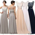 Womens Evening Cocktail Party Prom Gown Bridesmaid Wedding Floor Length Dresses