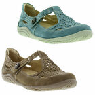 New Earth Spirit Flat Sandals Springfield Womens Ladies Shoes Size UK 4-9