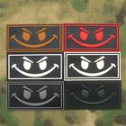 Devgru SealTeam Smiley Face Morale Military Tactics 3D PVC Patch Badges