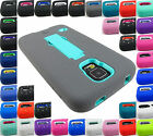 FOR SAMSUNG GALAXY S V 5 S5 HYBRID DUAL LAYER IMPACT CASE PHONE COVER+STYLUS/PEN