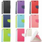 For Alcatel OneTouch Phones Flip Wallet PU Leather TPU Case Cover CT2