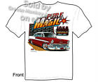 56 Chevy Shirt 1956 Chevrolet Clothing Classic Car T Shirts Bel Air Vintage Car