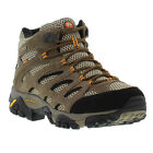 New Merrell Moab Mid GTX Mens Waterproof Walking Boots Shoes Size UK 7-15