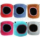Cute Hammock Rat Hamster Bird Parrot Squirrel Hanging Bed Toy House Attach Cage