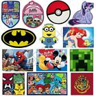 KIDS CHARACTER & DISNEY FLOOR RUGS - SHAPED AND RECTANGULAR - NEW