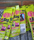 NAF Off Citronella Tags and / or Wristband - Fly Protection for you & your horse