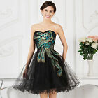 2015 NEW SALE~ Sequins Evening Party Dress Cocktail Bridesmaid Long Prom Dresses