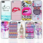 Fashion Colorful Pattern Design Hard Back Case Cover For Apple iPhone 4 4G 4S