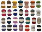 Sirdar / Hayfield Bonus Aran Wool  400g Ball - OVER 25 SHADES  (Combined p&p)