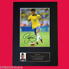 NEYMAR da SILVA SANTOS Signed Quality Autograph Mounted Photo Repro A4 Print 461