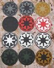 STAR WARS Galactic Republic Tactical Military Morale 3D PVC Patch $6.49 CAD