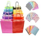 45 PARTY GIFT BAGS WITH MATCHING CANDY SWEET BAGS - MEDIUM SIZED