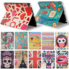 Hot Hybrid Pattern Folio Stand Leather Hard Case Cover For iPad mini iPad mini 2