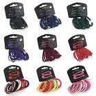 20 Piece Mix Hair Elastics Bobbles Bands and Hair Bendie Clips Set - Accessories