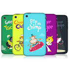 HEAD CASE ANIMAL ATHLETES SNAP-ON BACK COVER FOR APPLE iPHONE 3G 3GS