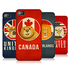 HEAD CASE PATRIOT ANIMALS SNAP-ON BACK COVER FOR BLACKBERRY Z10