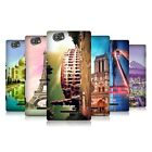 HEAD CASE BEST OF PLACES SERIES 3 SNAP-ON BACK COVER SONY XPERIA M C1905 C1904