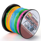 New 100M-1000M Multi-Color 6LB-300LB Super Strong Dyneema Braid Sea Fishing Line
