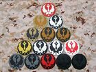 STAR WARS New Jedi Logo Military Morale 3D PVC Patch $6.49 CAD