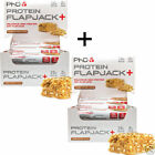 PhD Nutrition Protein Flapjack 12 x 75g x 2 Boxes = 24 Flapjacks