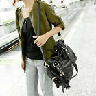 "Women""s Handbag Tote Leather Hobo Shoulder Bag Tassel Bags   [HA]"