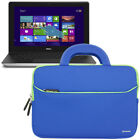 """Handle Portfolio Sleeve Cover Case For Dell Inspiron 11 3000 Series 11.6"""" Laptop"""