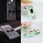 For iPhone 5 5S Fashion Rhinestone Series Skins Protective Hard Case Cover