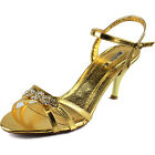Celeste Mari-01 Rhinestone Ankle Strap Evening Dance Bridal Formal Cute Shoes