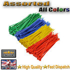 Top Quality Cable Ties Choose Number Size Colour electrical wraps tidy assorted