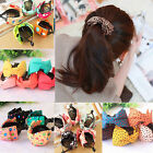 Fashion Korean Womens Girl Jaw Claw Clips Ponytail Clip Holders Hair Accessories