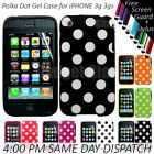 NEW GRIP S-LINE WAVE SILICONE GEL CASE FITS APPLE iPHONE 3G 3GS + Free SP Stylus