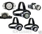 12/19/21 LED Waterproof Head Torch Flashlight Bike Lamp Camping Hiking Headlamp