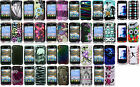 Design Protector Faceplate Hard Cover Phone Case for LG Optimus Fuel L34C Phone