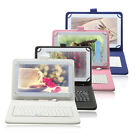 "IRULU 10.1"" New Android 4.2 Tablet Quad Core Cam 8GB HDMI White w/ Keyboard Case"