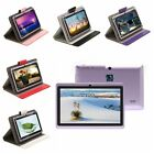 "iRulu 7"" Tablet PC 16GB Android 4.2 Dual Core Cam A23 1.5 GHz WIFI Purple w/Case"