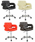 QUALITY DESIGNER SWIVEL PU LEATHER OFFICE FURNITUE COMPUTER DESK OFFICE CHAIR