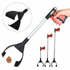 Poop Scoop Grabber Picker Poo Dog Cat Waste Easy Pickup Pooper Scooper Pet Walk