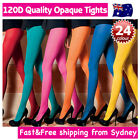 Tights Pantyhose Stocking Hosiery Quality OPAQUE Pants Tagged 140D The REAL 120D