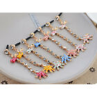 Hot Casual Crystal Earphone Jack Accessories Dust Plug Giraffe&Dot Chic Pendant