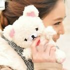 3D Cute Cool Lovely Teddy Bear Doll Toy Plush Cover Case For Samsung iphone