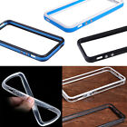 K5M TPU Soft Silicone Bumper Frame Case Cover Protector Button For iPhone 5 5S